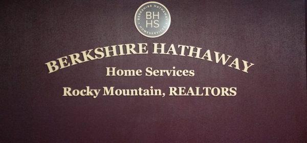 Berkshire Hathaway's new logo